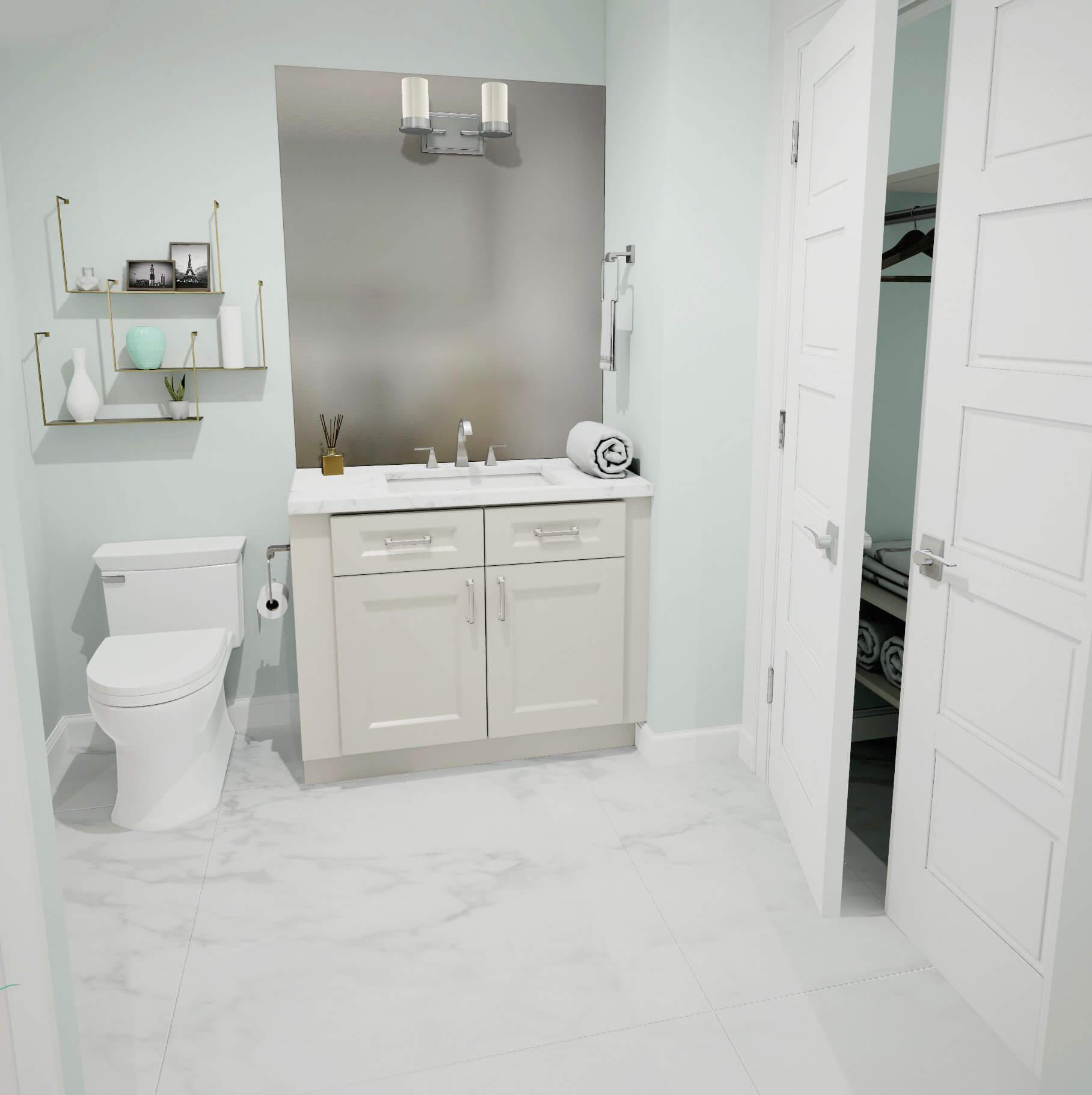 Lucca Bathroom