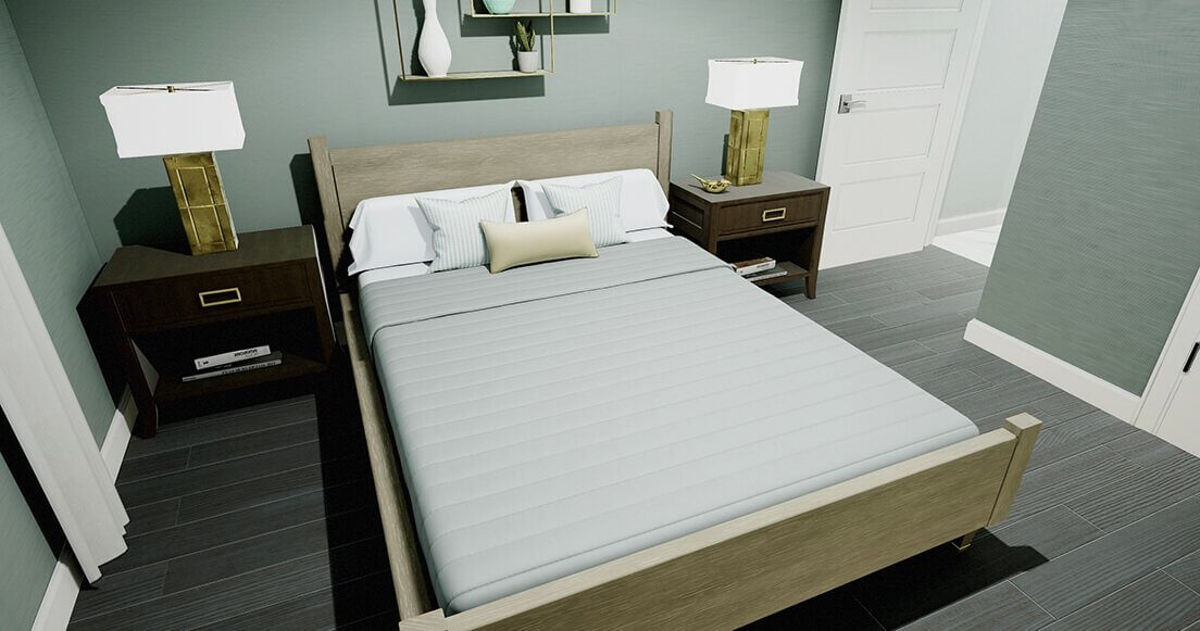 Ravello Second Bedroom