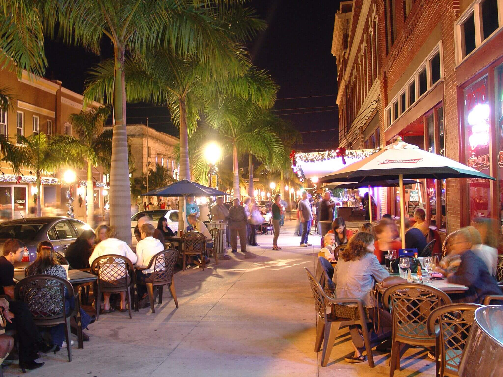 Downtown Fort Myers Nightlife