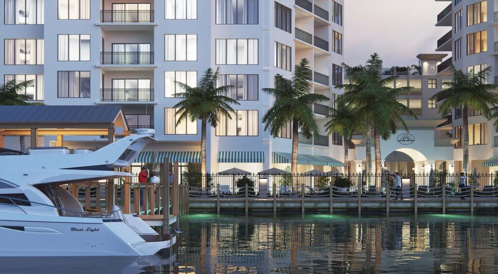 Prima Luce Amenities - Private Piers on the Water