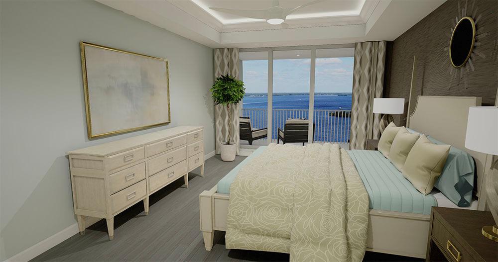 Salerno Master Bedroom