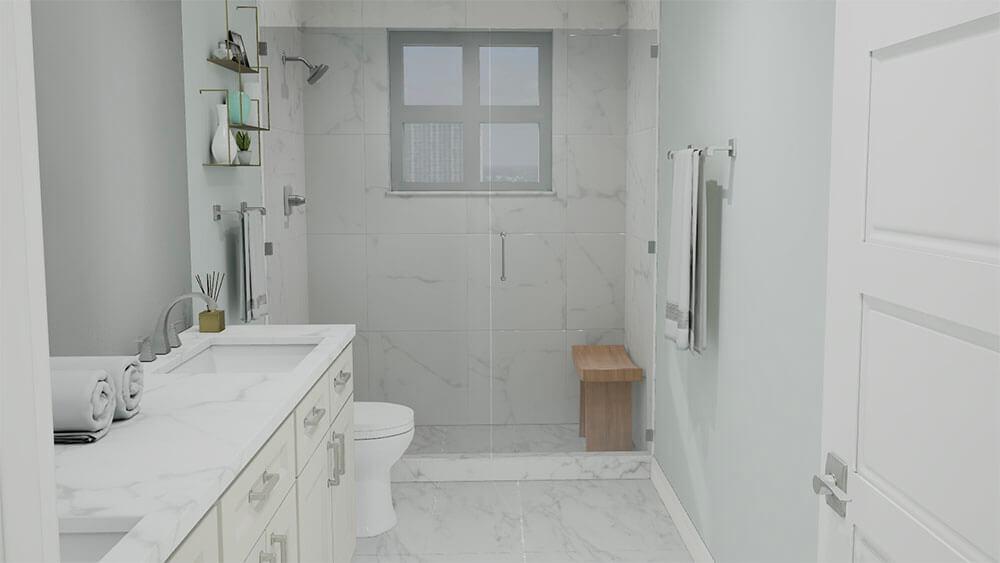 Verona Bathroom