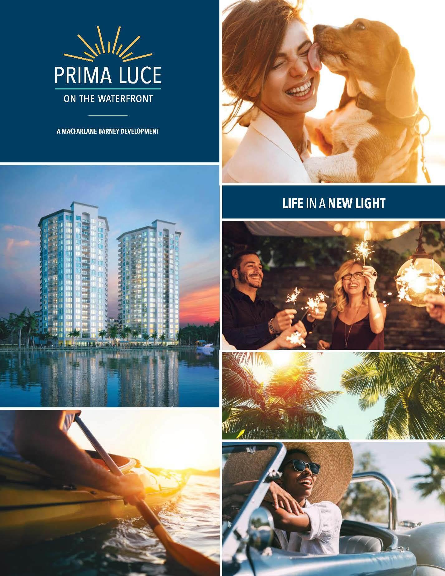 Prima Luce Info Brochure Request Link Image